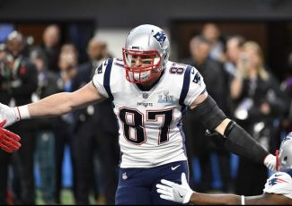 NFL Notebook: Gronk ready to go; Falcons sign Ridley