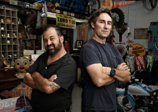 'American Pickers' crew looks for leads to film in Kentucky