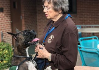 YRMC's PAWS Program: A dog's tale