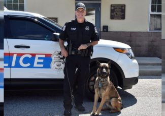 Officer still recovering after being attacked by K9 partner